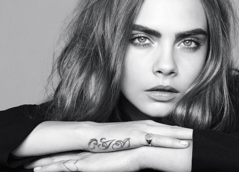 Cara also reveals that Rihanna gave her advice after losing out on a role