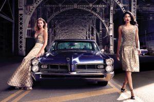 Preview: Chanel Iman + Tori Praver Star in Dennis Basso's Fall Campaign