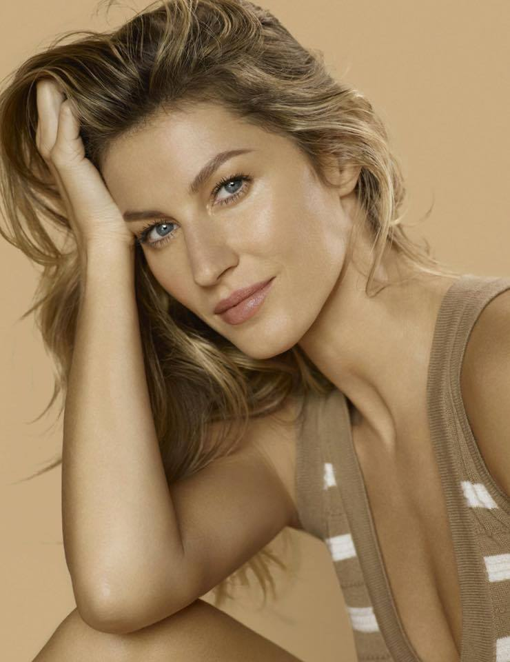 Gisele Bundchen in Chanel Les Bieges 2015 advertising campaign