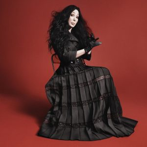 Cher Serves Dark Glamour for Marc Jacobs' Fall 2015 Campaign