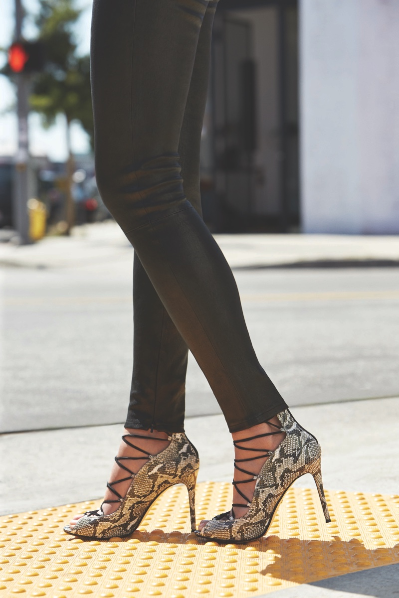 Chrissy Teigen for RAYE Shoes