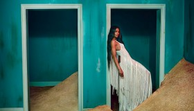 Ciara has been named the face of Roberto Cavalli's fall-winter 2015 ad campaign