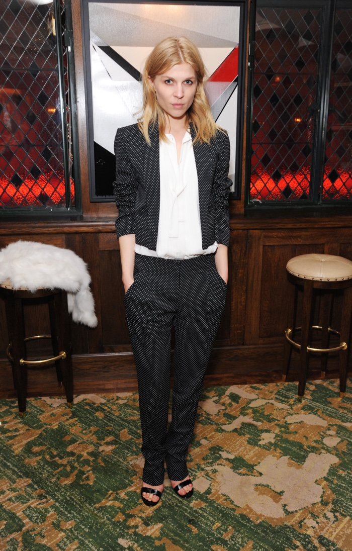 Clemence Poesy. Photo: Getty Images for Michael Kors