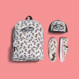 Vans x Disney Collaboration Features Minnie & Mickey Mouse