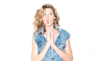 Gisele Bundchen Pulls Funny Faces for Terry Richardson Images