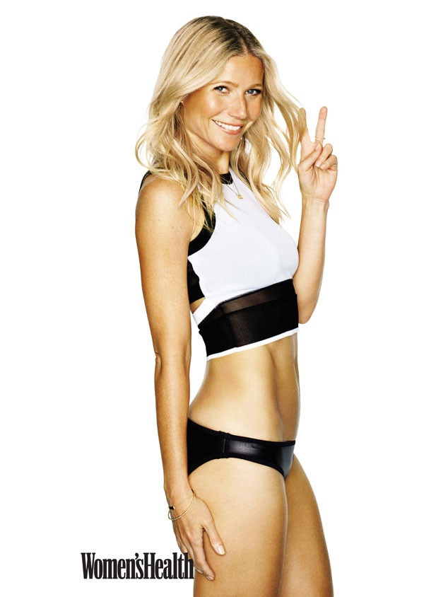 Gwyneth Paltrow opens up about her diet in the interview