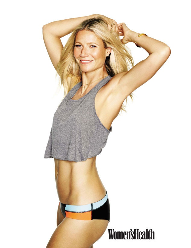 Gwyneth says she feels better about her body at 42 than 20 years ago