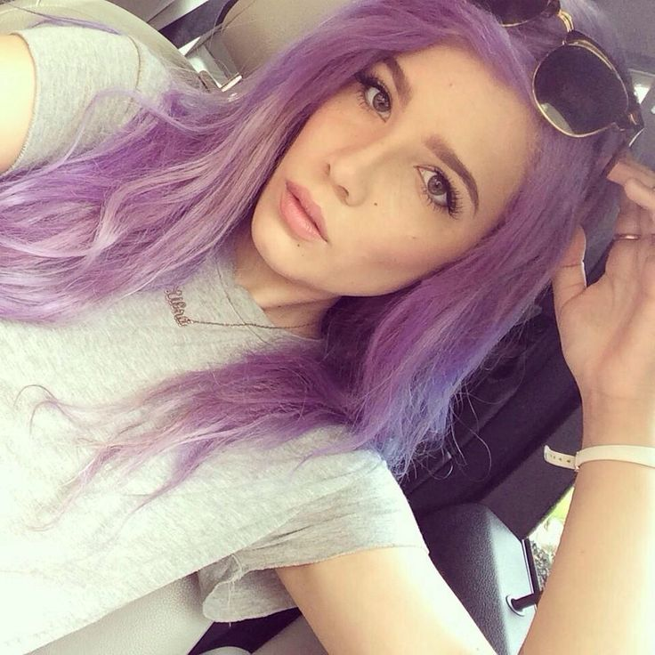 Halsey Hairstyles Blue Pink Amp Purple Hair Photos