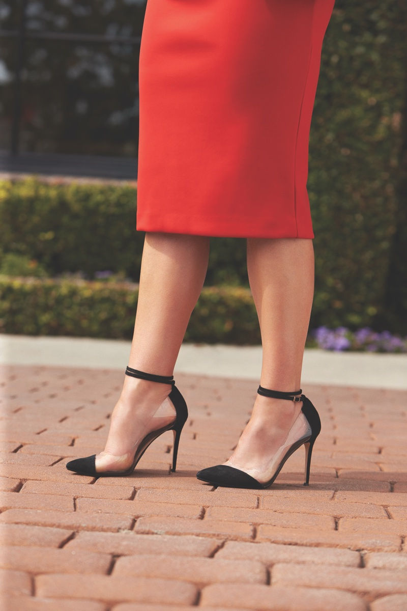 Hillary Kerr for RAYE Shoes