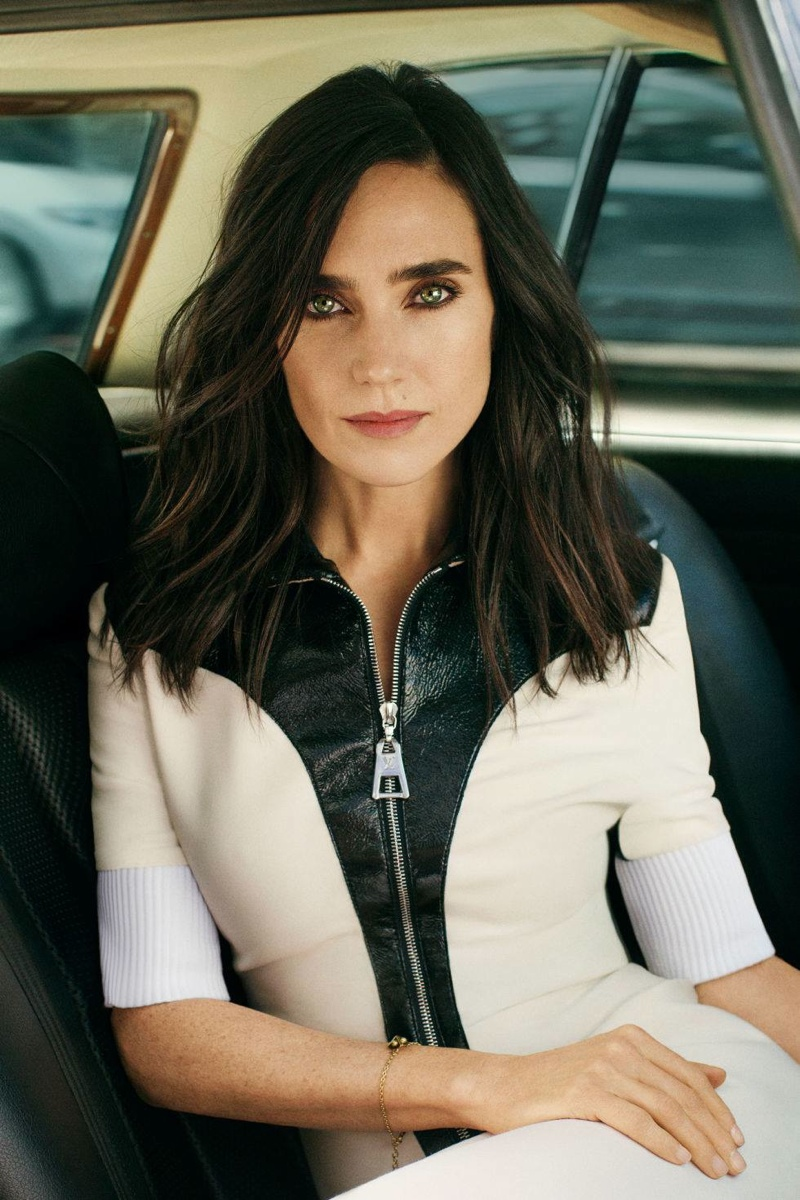 Jennifer Connelly stars in Town & Country's June-July 2015 issue