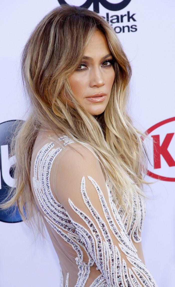 Jennifer Lopez Hairstyles: Long Hairdos on Jennifer Lopez Jennifer Lopez