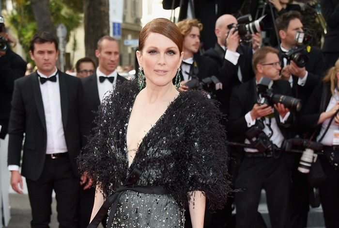 Julianne-Moore-Armani-Prive-Black-Gown-Cannes