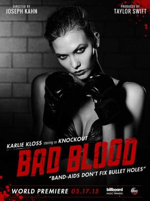 Karlie Kloss is Knockout for Taylor Swift 'Bad Blood' Music Video