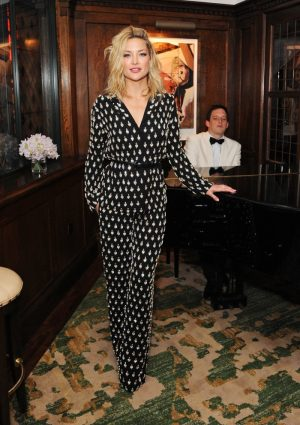 Kate Hudson, Uma Thurman, Clemence Poesy at Michael Kors' Icons of Style Dinner