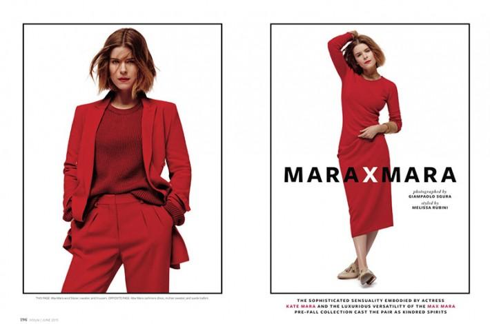 Kate-Mara-InStyle-Magazine-June-2015-Shoot