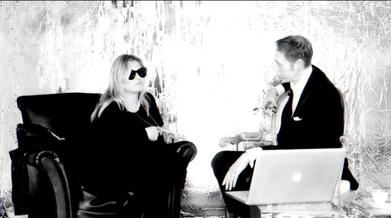 Kate Moss opens up about the Calvin Klein Obsession ads in SHOWStudio interview.