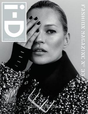 i-D Taps Kate Moss, Lara Stone, Freja Beha for 35th Anniversary Covers
