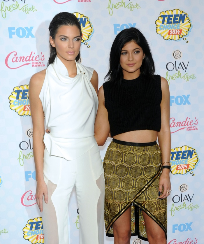 See a Preview of Kendall & Kylie Jenner's Topshop Collection