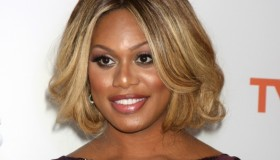 Laverne Cox all glammed out at a recent event. Photo: Joe Seer / Shutterstock.com