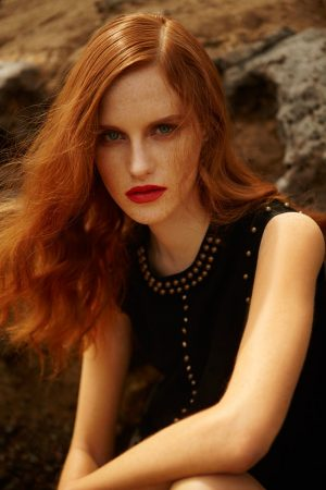 Magdalena Jasek Stuns in Summer Style for Harper's Bazaar Turkey