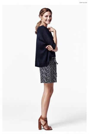 Olivia Palermo Partners with Tommy Hilfiger as Guest Editor