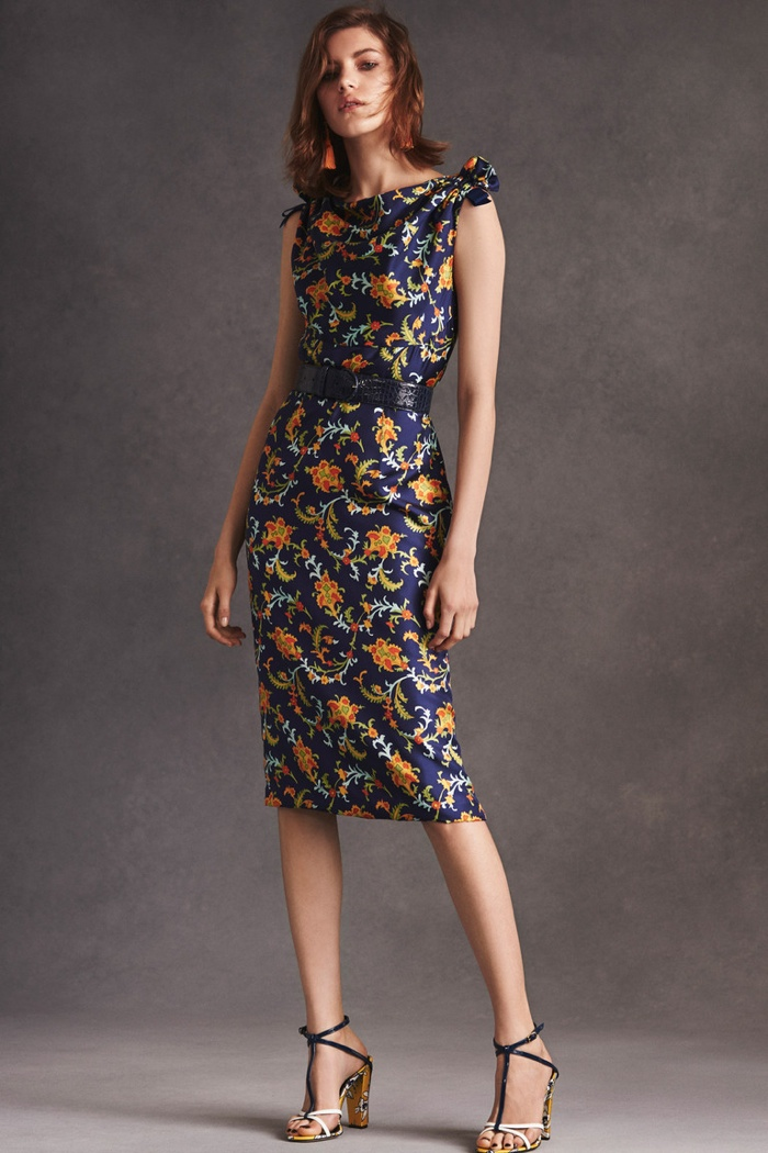 Oscar De La Renta Resort Collection