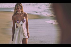 Rosie Huntington-Whiteley is the Perfect Movie Star in Vs. Magazine