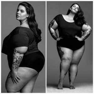 Plus Size Model Tess Holliday Shares First Agency Shoot Since Being Signed