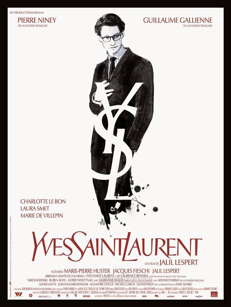 Yves Saint Laurent Film Stream