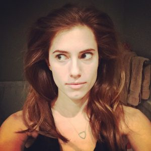 Allison Williams Shares Her Dramatic 'Girls' Makeup Transformation