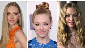 Amanda Seyfried has amazing hair from the style to color. Photo: Shutterstock.com