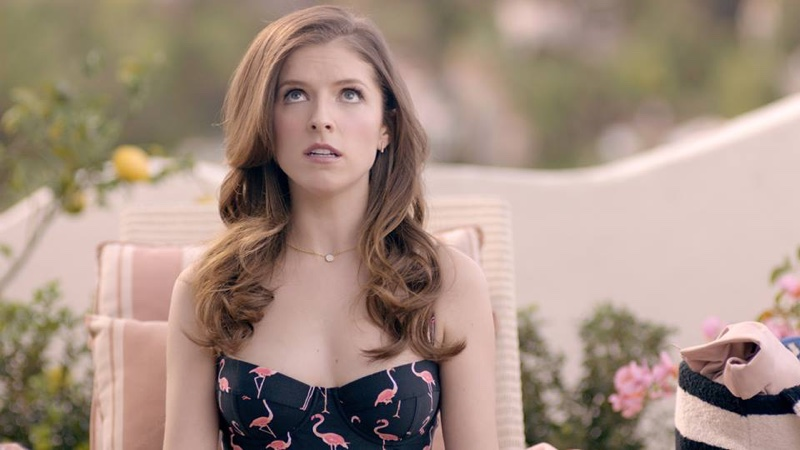 Anna Kendrick Fakes Her Way Through Meditation for New Kate Spade Film