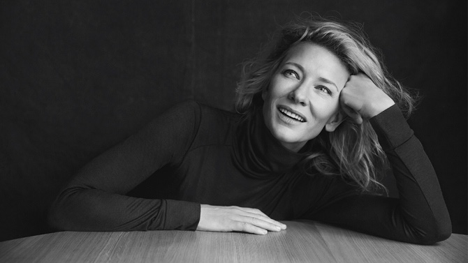 Cate Blanchett Stars in Variety, Talks Romantic Relationships with Women