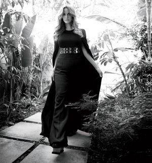 'Mad Men' Star Christina Hendricks is a 70s Dream for LA Confidential