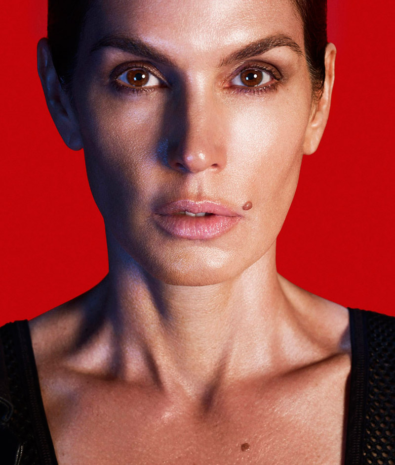 Cindy Crawford by John-Paul Pietrus. Courtesy.