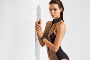 Josephine Skriver Brings the Heat for G-Shock Summer Campaign