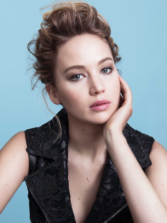 Jennifer Lawrence stars in Dior Addict Lipstick campaign