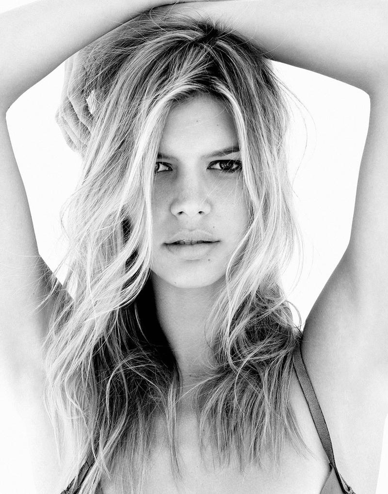 Kelly Rohrbach poses for Yu Tsai in Sports Illustrated Swimsuit online feature