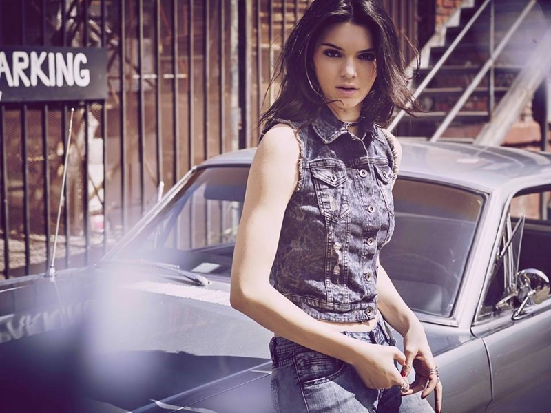 Kendall Jenner has been named the new face of Penshoppe