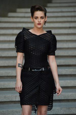 Kristen Stewart, Gisele Bundchen Match in Black at Chanel's Cruise Show