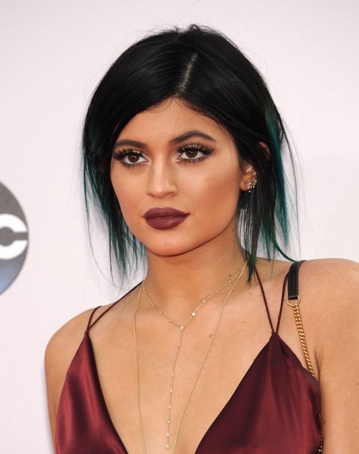 Kylie Jenner Admits Her Lips Are Fake