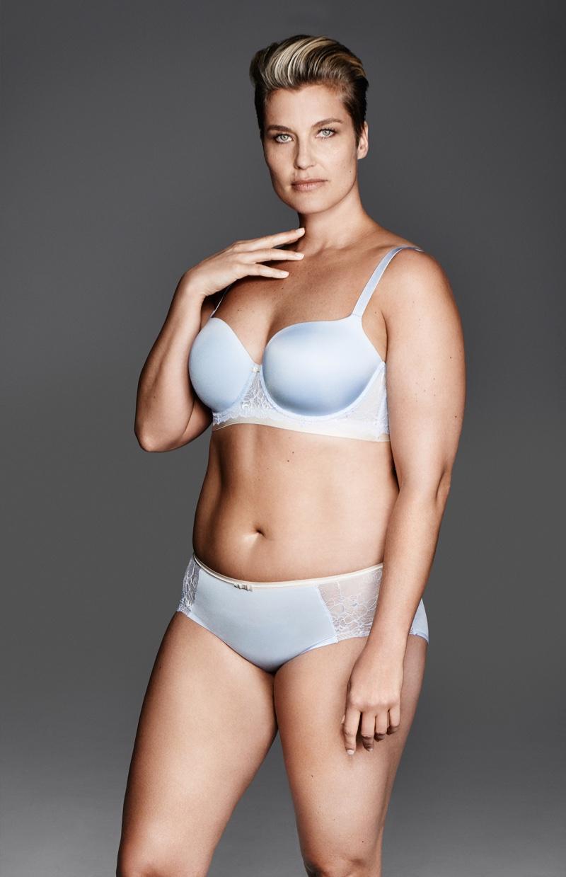 Lindex Employee Models Underwear07