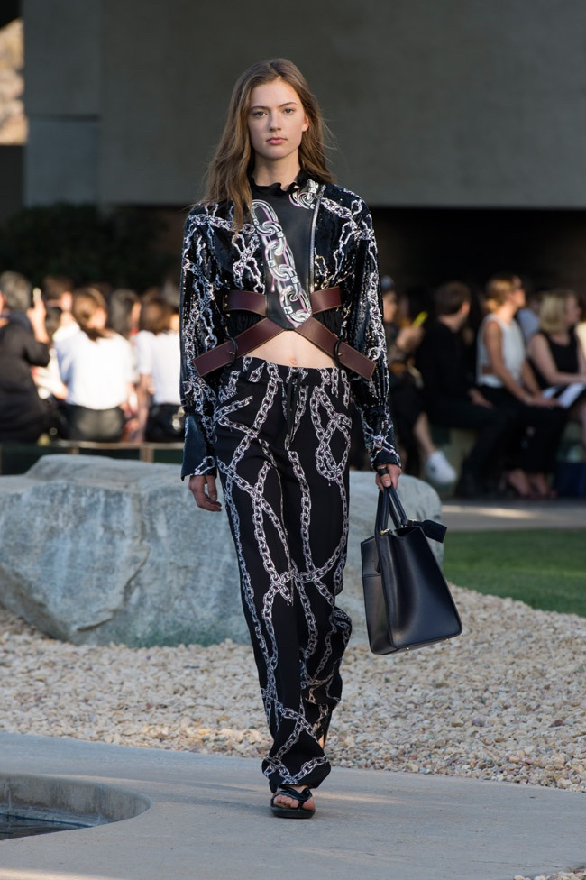 Louis Vuitton Gets Relaxed for Palm Springs Cruise Collection