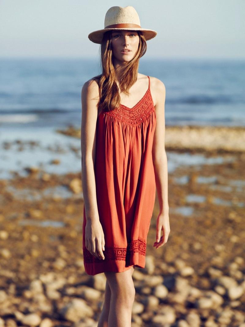 White Beach Dresses