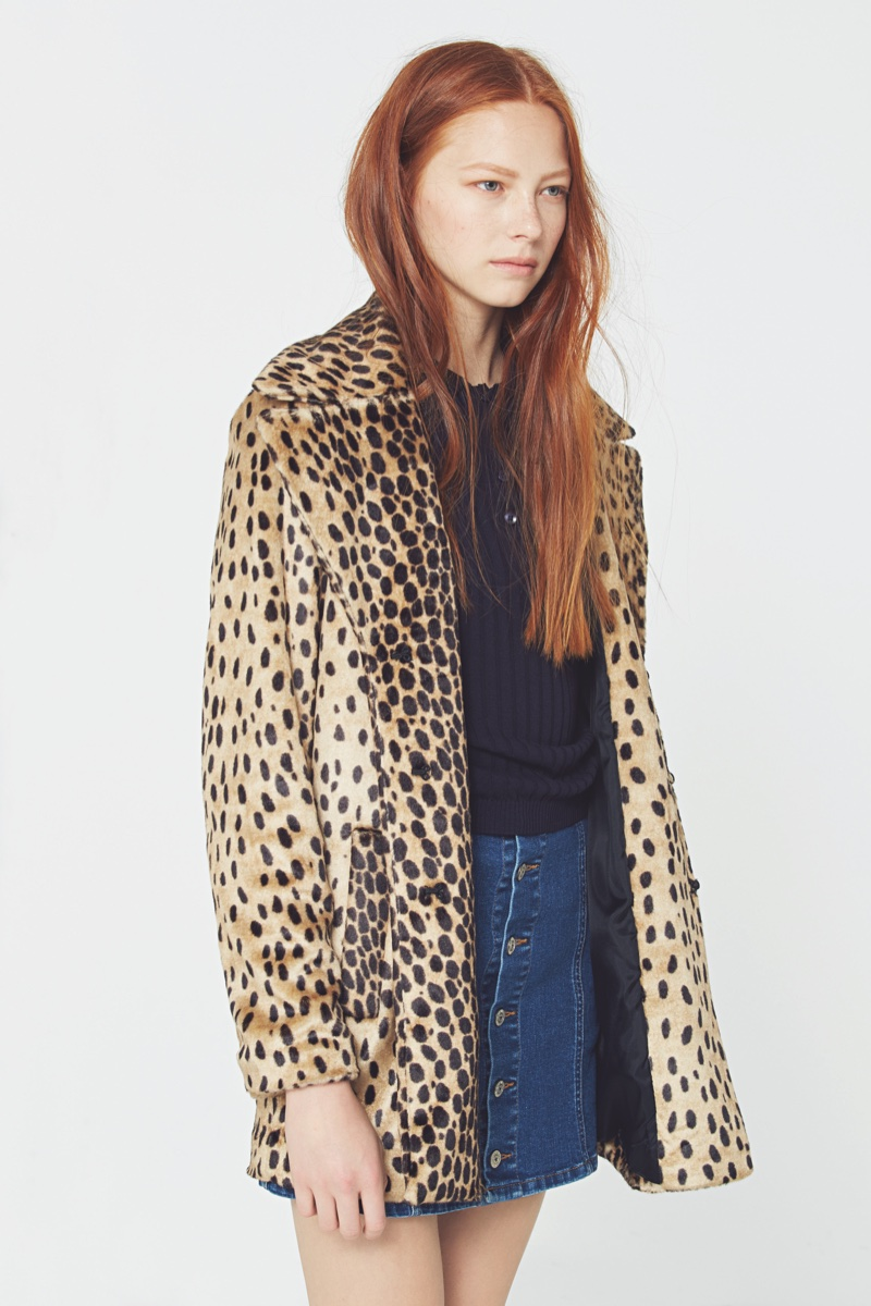 Mango Continues Its Love Affair with the 70s for Pre-Fall
