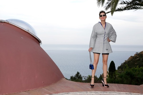 Style Watch: Marion Cotillard, Dakota Fanning + More at Dior's Cannes Show