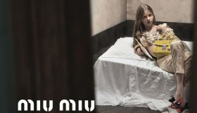 "BANNED: A Miu Miu advertisement is  in hot water for being too ""sexually suggestive"" according to the ASA."