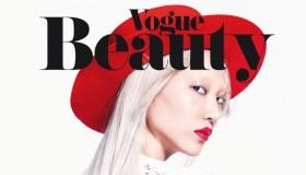 Soo Joo Park stars in Vogue Thailand beauty story photographed by Stockton Johnson