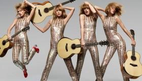 Taylor Swift rocks a Dior jumpsuit