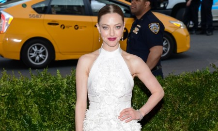 Actress Amanda Seyfried at the 2015 Met Gala. Photo: Electrolysis / Shutterstock.com